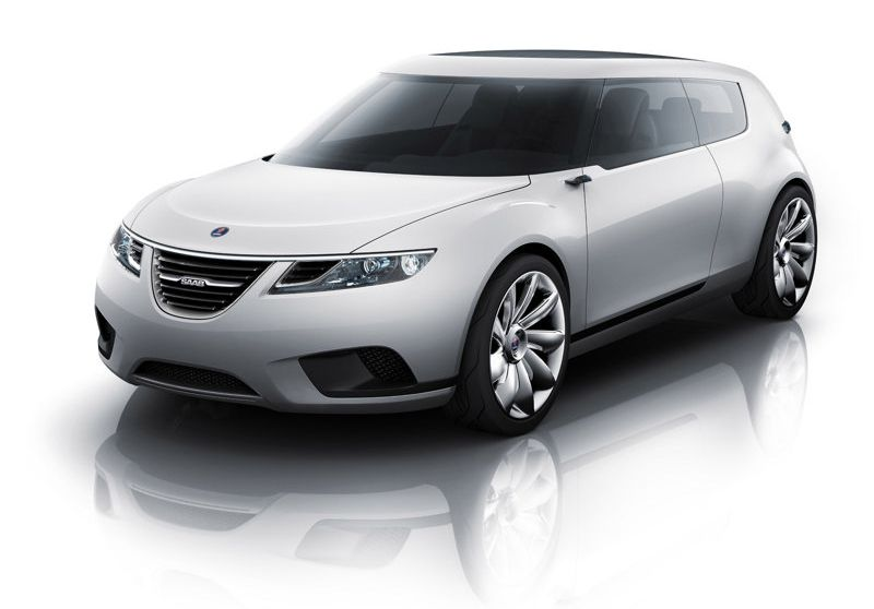 #Saab #9X Bio #Hybrid #Concept previews the future of the Saab models : For more details visit http://www.replacementengines.co.uk/blog/category/auto-news-2/