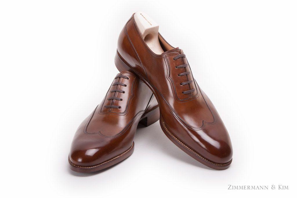 Saint Crispin's 104 Signature Wingtip | Dress shoes men