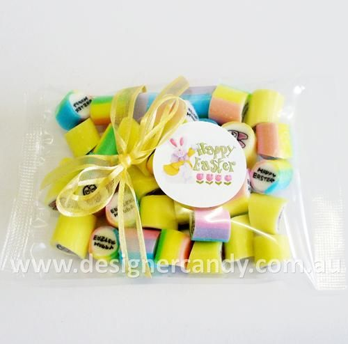 These 100g clear bags filled with easter mix candy make lovely these 100g clear bags filled with easter mix candy make lovely easter gifts the candy is nut free dairy free and gluten free a great alternative to negle Images