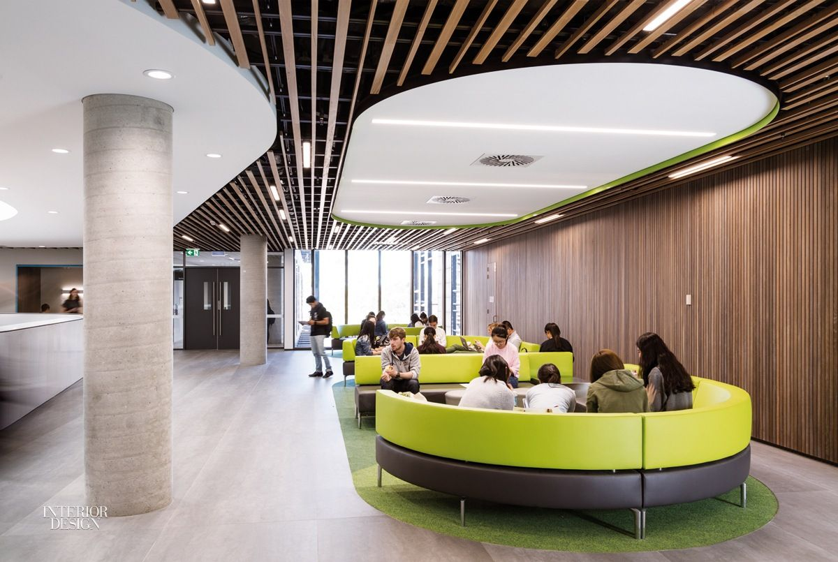 University of Sydney Business School by Woods Bagot and Carr Design ...
