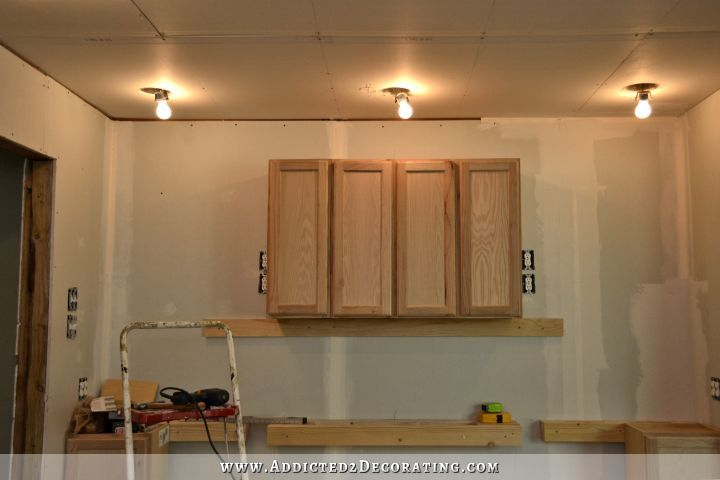 Best Wall Of Cabinets Installed Plus How To Install Upper 400 x 300