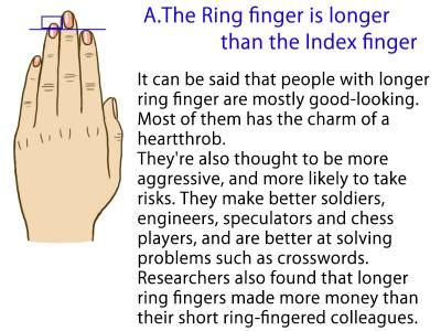 sxrydtcuyvu | Weird Things We Didn't Know | Ring finger
