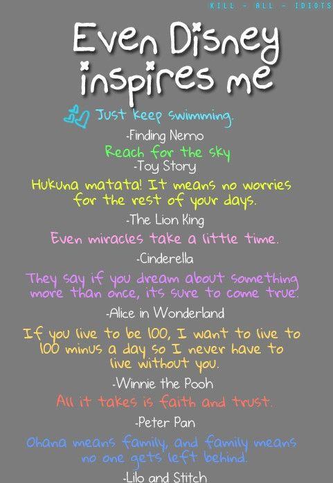 Pin By Lori Wiacek On Disney Disney Quotes Disney Movie Quotes