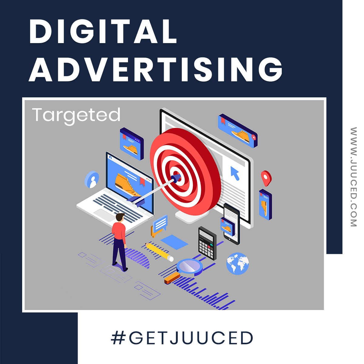Ever Wonder How You Re On A Website Browsing And Then You Constantly See Ads About It Afterwards Targetedadverti Digital Advertising Advertising Digital