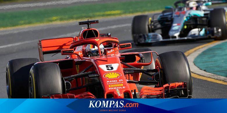 Usai Motogp Indonesia Jajaki Jadi Tuan Rumah Balap Formula 1 Formula 1 Motogp Sirkuit