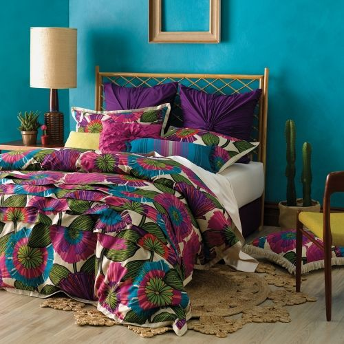 Quilt Covers & Coverlets Cantina Bedroom http://www.adairs.com.au/bedroom/quilt-covers-&-coverlets/linen-house/cantina