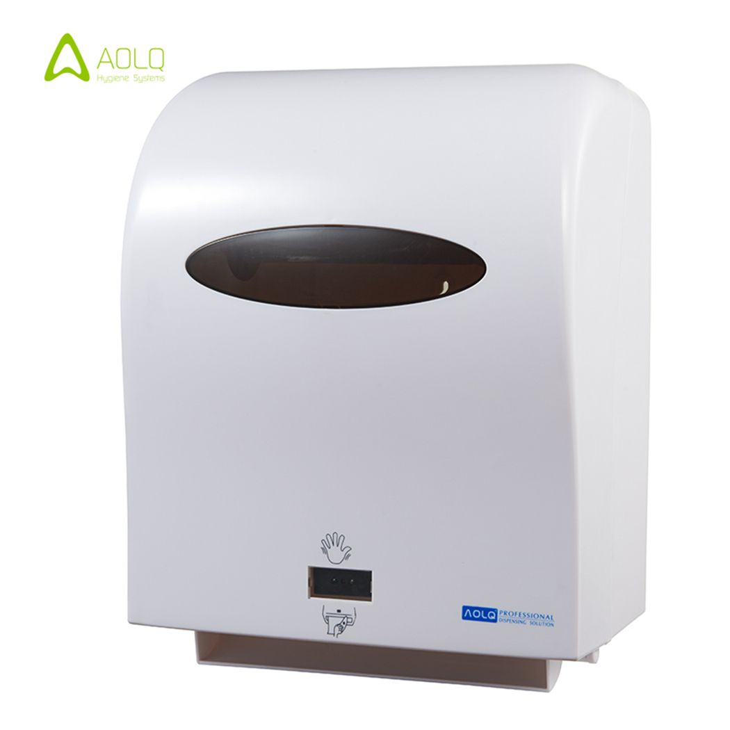Automated Paper Towel Dispensing System