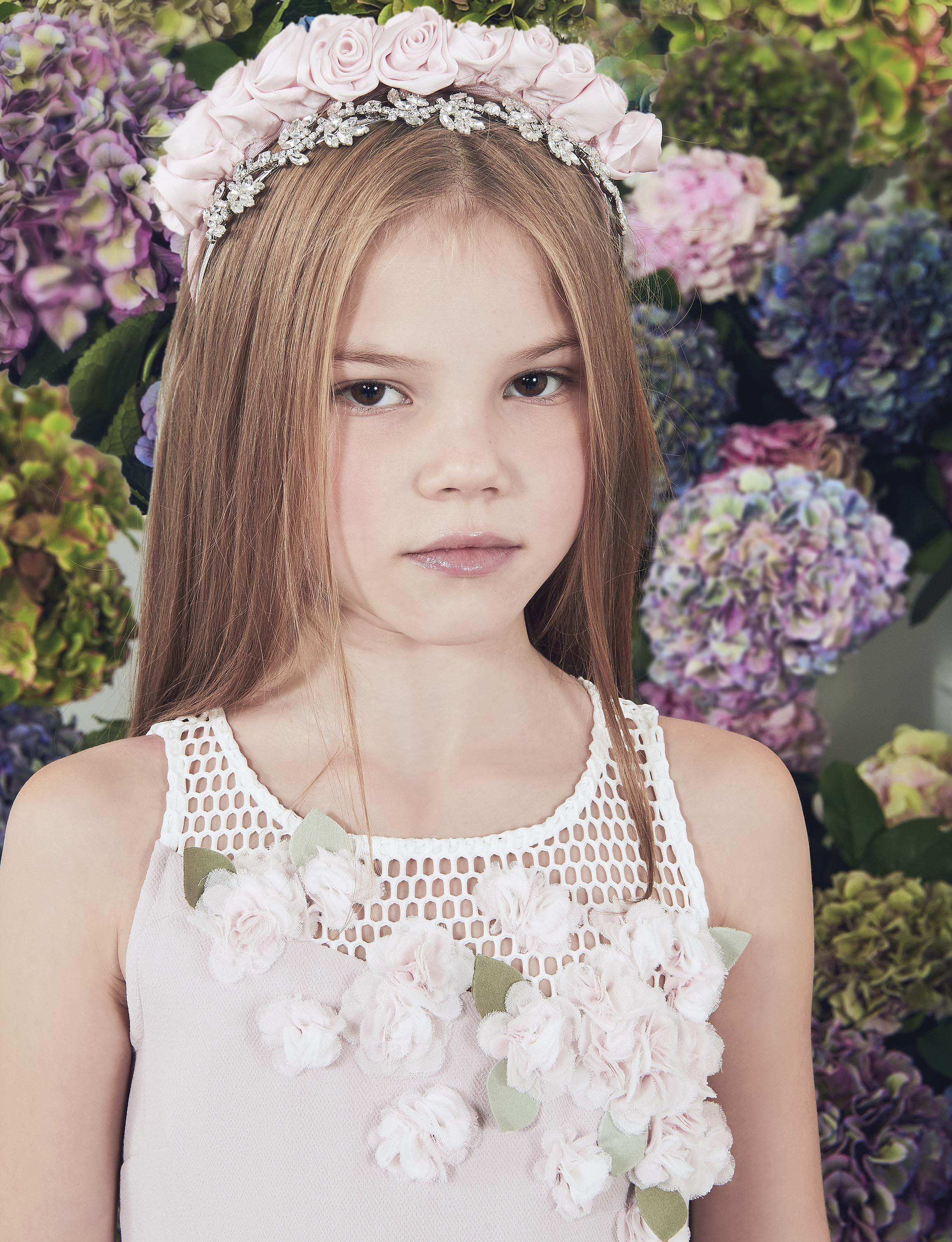 foto de MONNALISA CHIC Spring Summer 2017 #Monnalisa #fashion #kids #childrenswear #newcollection #girl
