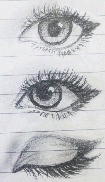 Best 8 Step by step eye tutorial~ #eyetutorial #tu... - #dessin #Eye #eyetutoria...