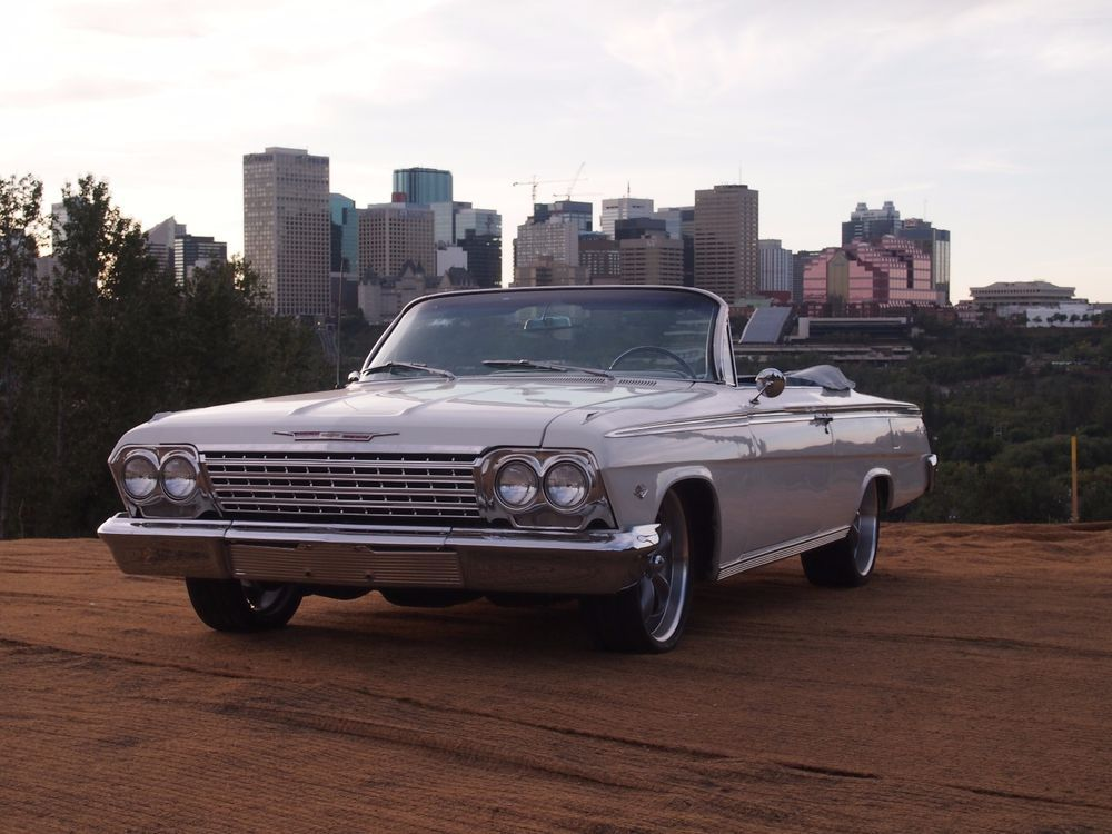 1962 Chevrolet Impala Convertible Cars For Sale Chevrolet