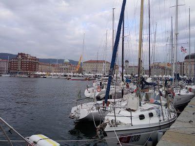 Casa Vacanze Molino8 - Ghega, Trieste - Tel. 320-3030941 & 340-7042896: #youtrieste 10 Ottobre Barcolana Classic - Jotun C...