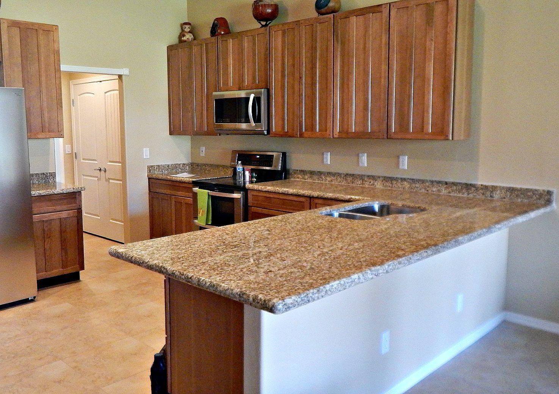 Mandel Goldhm Küche Renovieren Mit Granit Arbeitsplatten Express Phoenix  Marmor Arbeitsplatten, Farben Weiß Billig Stein