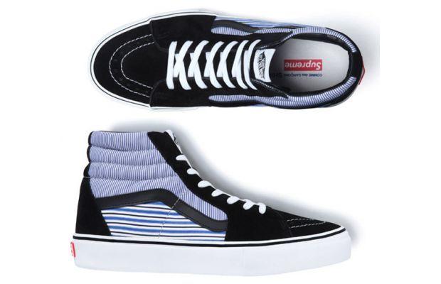 chaussures vans garcon