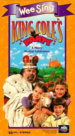 Wee Sing The Best Christmas Ever Vhs.Wee Sing King Coles Party Vhs Amazon Best Buy