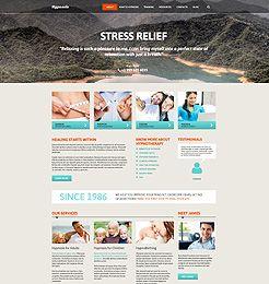 WordPress Theme Hypnosis by CrocoBlock