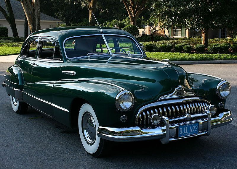 1947 buick roadmaster sedan maintenance restoration of old. Black Bedroom Furniture Sets. Home Design Ideas