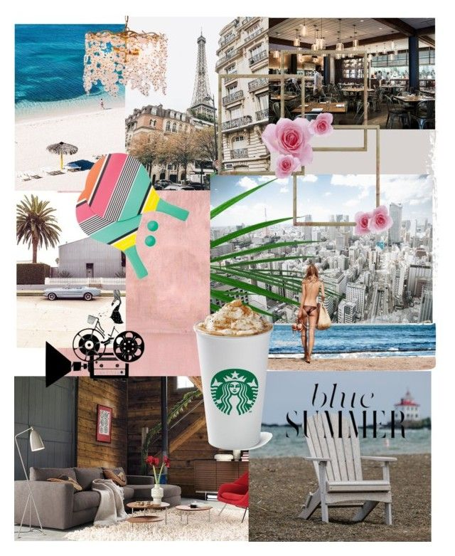 Público alvo by giovanadevisate on Polyvore featuring moda, Design Within Reach, DutchCrafters, Canopy Designs and Rothko