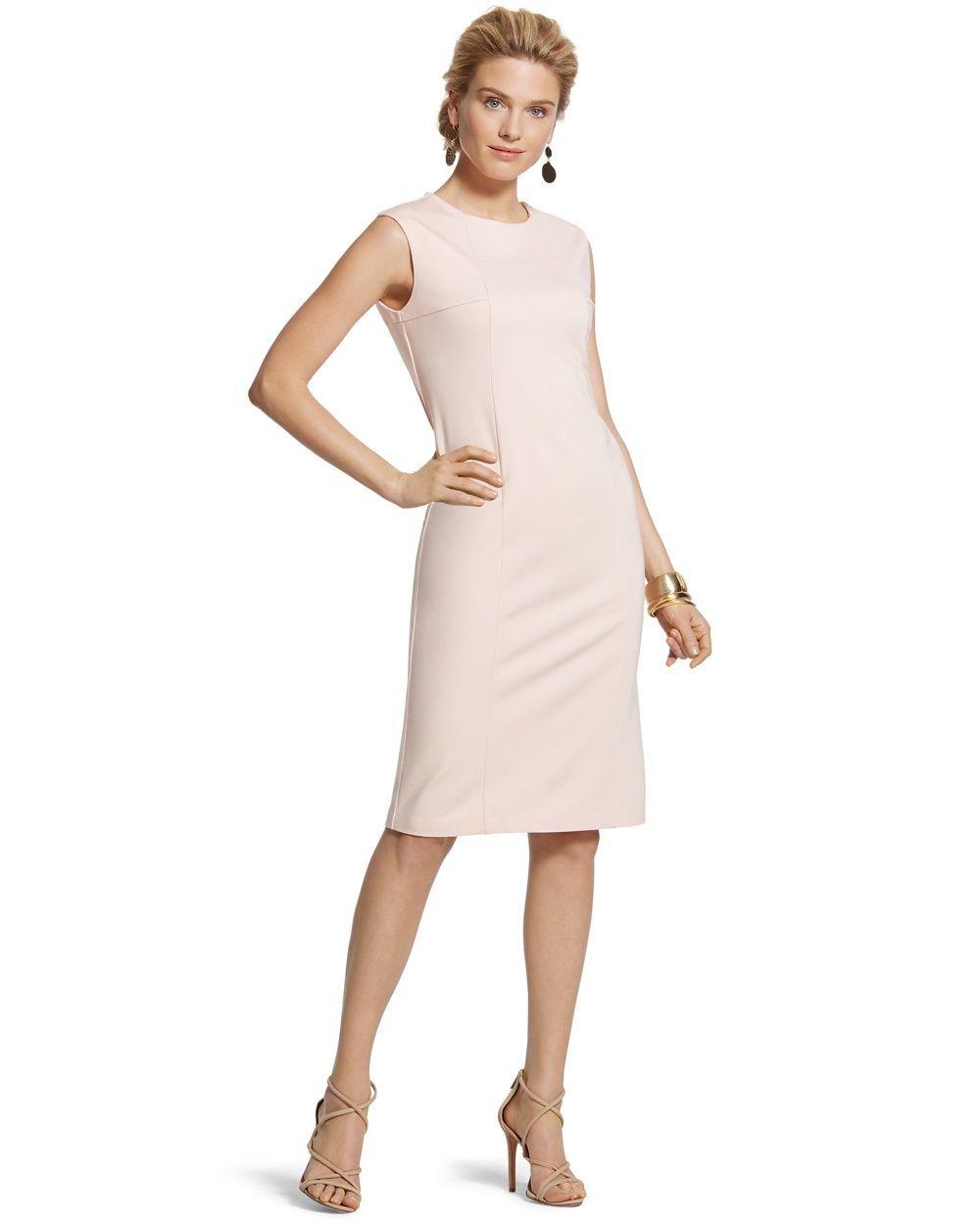 5a9ce4df84c Chico s Women s Jackie Sleeveless Dress
