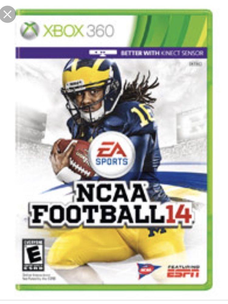NCAA Football 14 (Microsoft Xbox 360, 2013) Ncaa