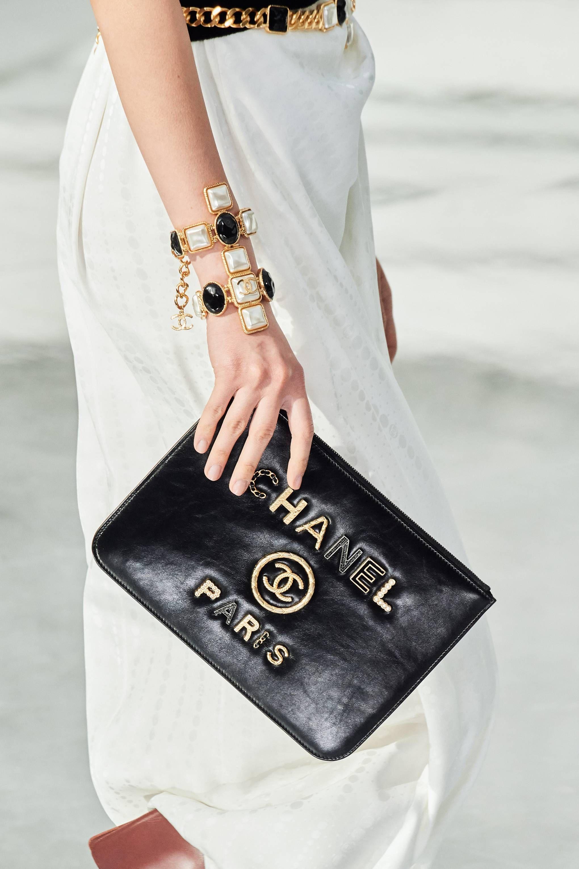 Chanel Autumn/Winter 2020 ReadyToWear in 2020 Chanel