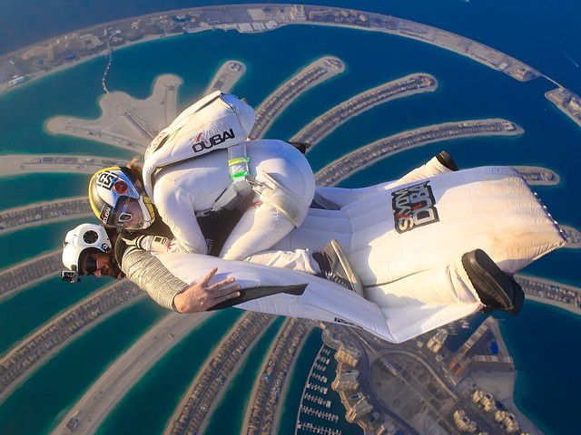 Say hello to amazing adventures with Skydive Dubai!