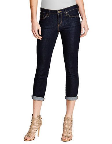 Lord and Taylor-Shop Fashion Clothing & Accessories - GUESS Cropped Jeans was $79.50 now $59.62  www.lordandtaylor.com