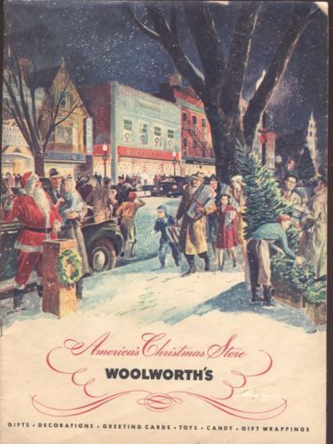 1940s christmas decorations 1940 woolworths christmas catalog toys x mas decorations gifts