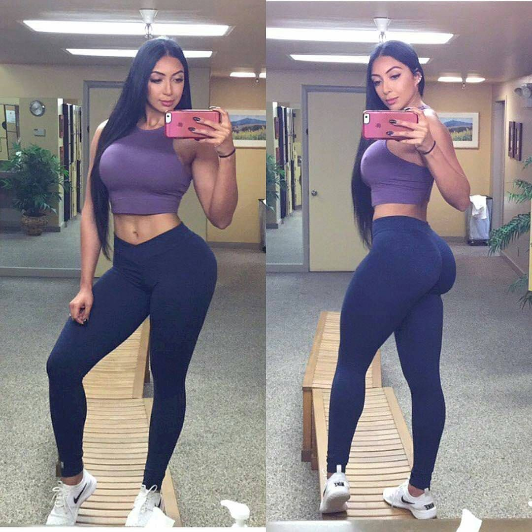 big tits, thighs and ass..that whats in store here. | fitness