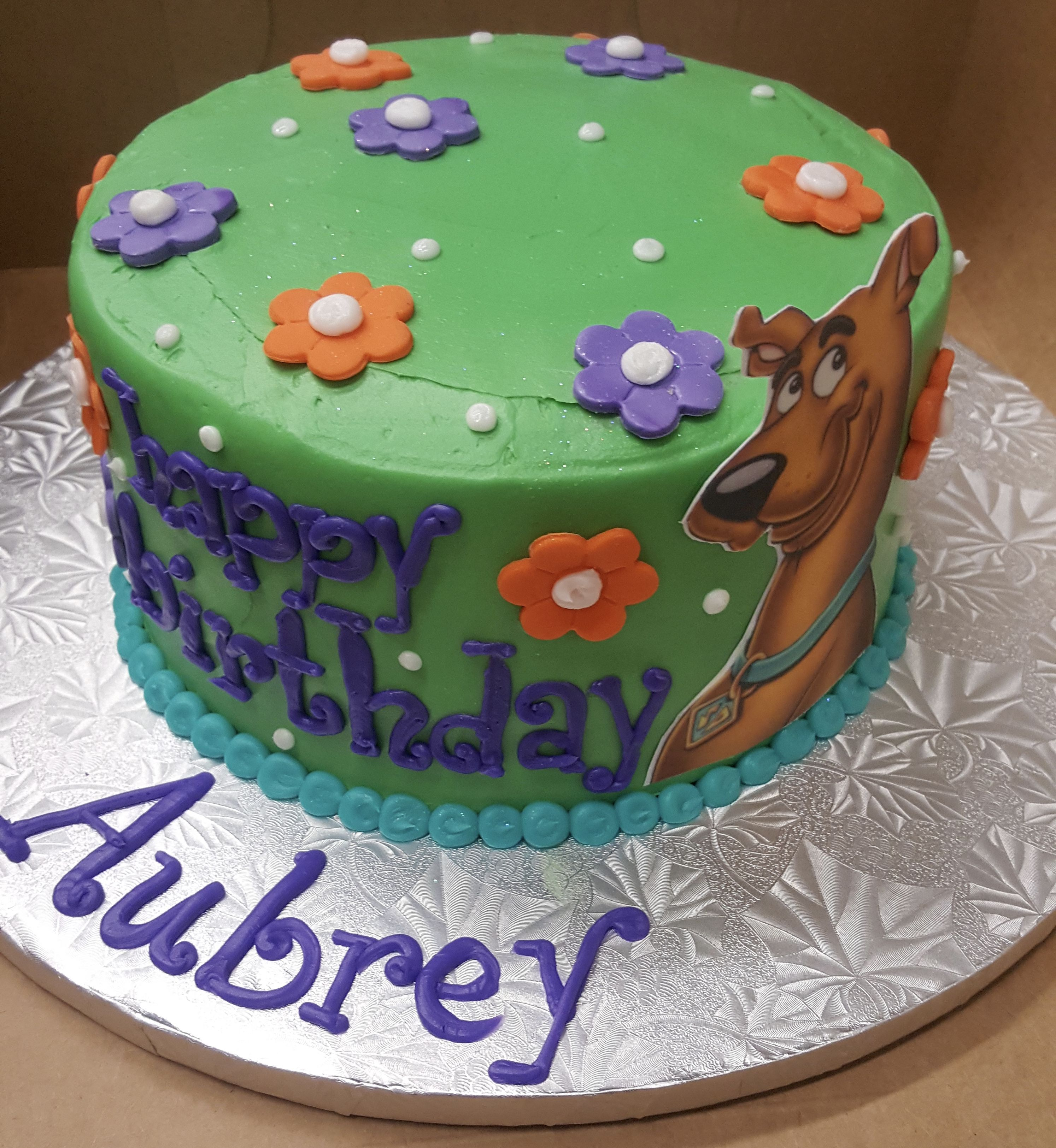 Calumet bakery birthday cake with character edible image