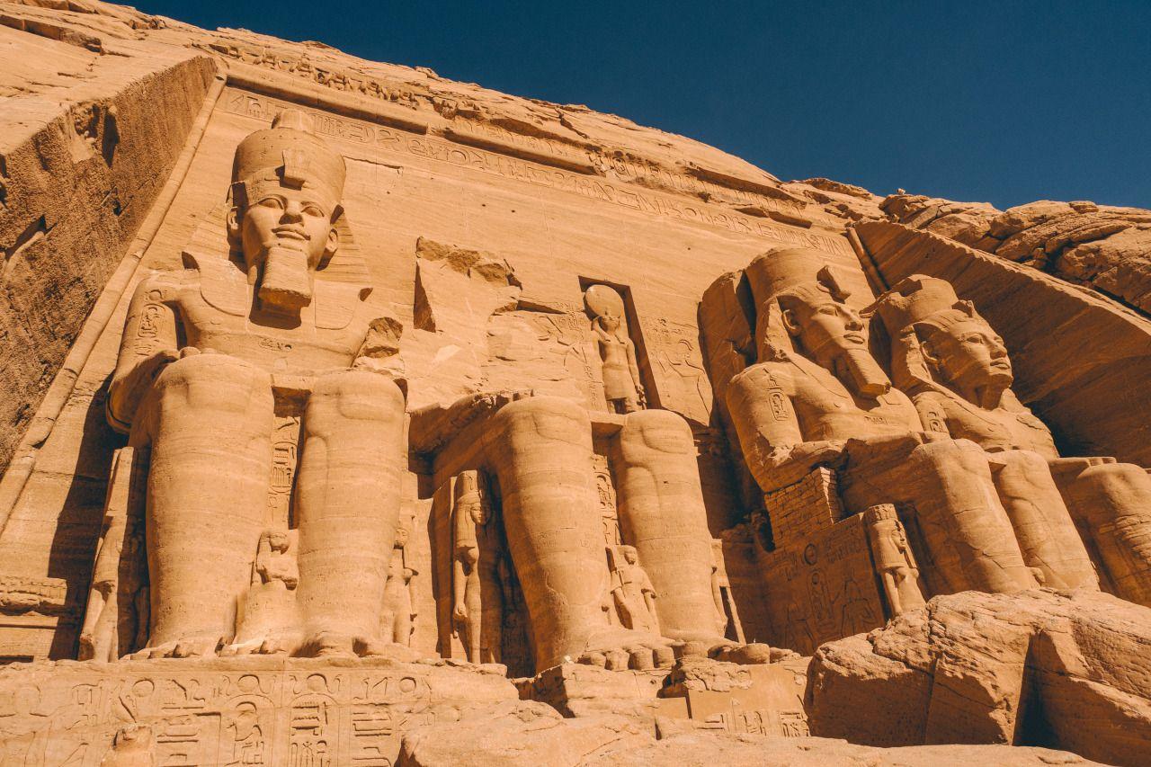 Abu Simbel Egipto El Cairo Egipto Viajes