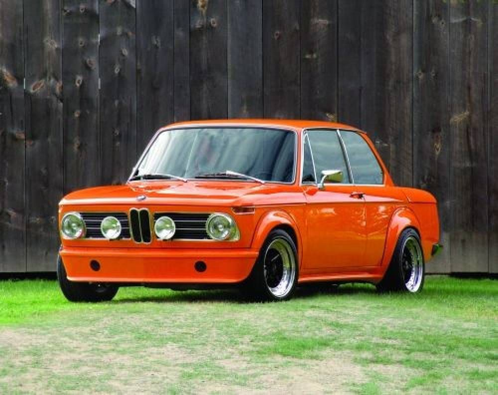 Coupe Series 2002 bmw for sale 1972 2002tii undergoes a radical overhaul | cars | Pinterest | BMW ...