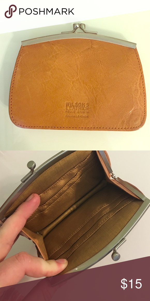 Wilson Leather Wallet Leather wallet Wilsons Leather Bags