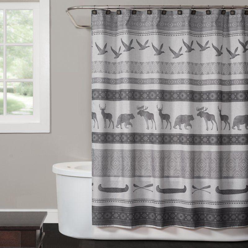 Wilderness Calling Shower Curtain Saturday Knight Fabric Shower Curtains Shower Curtain