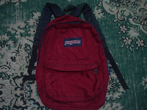 Maroon Jansport Backpack | iWant | Pinterest | Jansport, Jansport ...