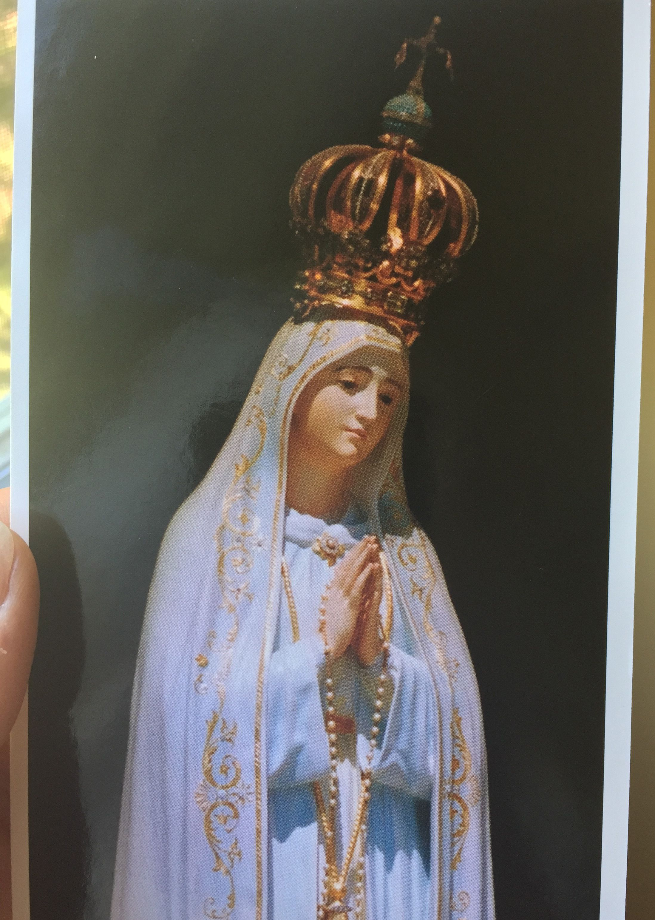 In Celebration Of The 100th Anniversary Of The Apparitions Of Our Lady Of Fatima Let Us Fulfill The Requests Our B Lady Of Fatima Catholic Mother Catholic Mom
