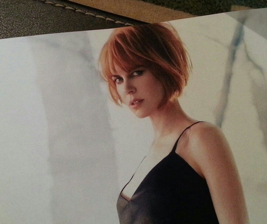 Nicole Kidman Sept 2013 Bob Hair Makeup Hair Inspiration Hair Styles