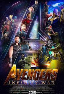 Avengers: Infinity War (2018) HD Dual Audio Hindi 1080P 720p
