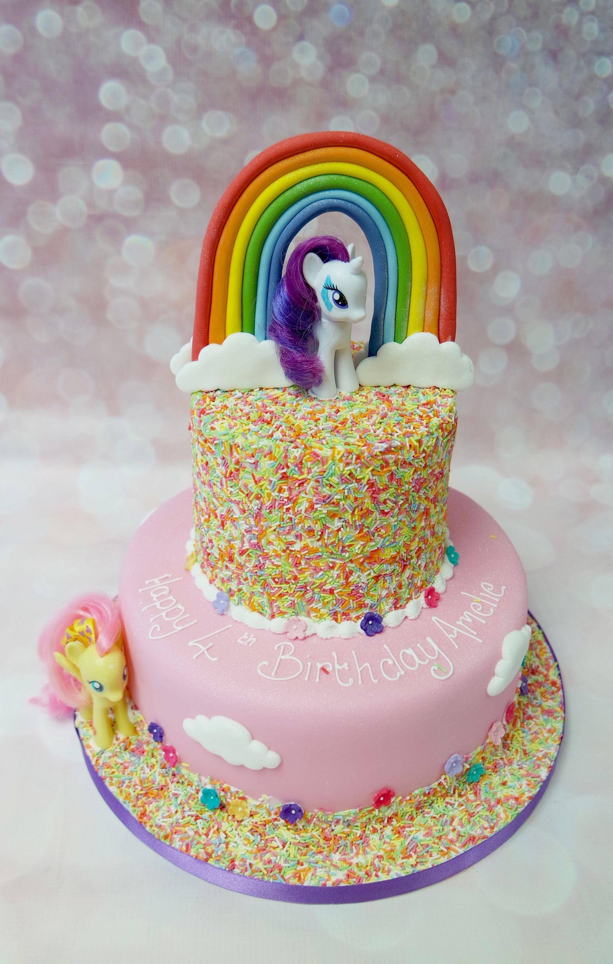 A little girls dream cake!