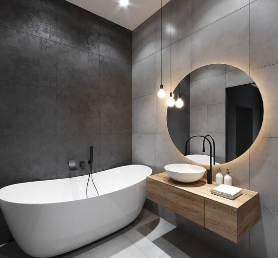 25 Latest Bathroom Tiles Designs With Pictures In 2021