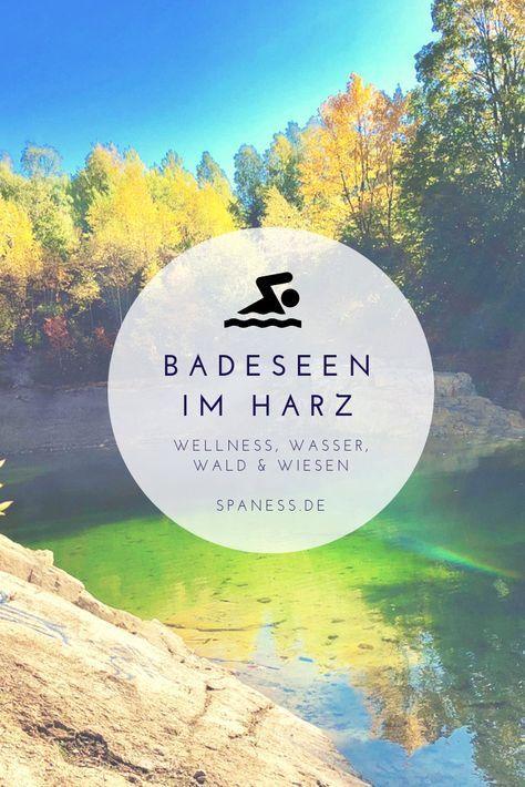 Badeseen im Harz +++ die schönsten Badeseen im Harz +++