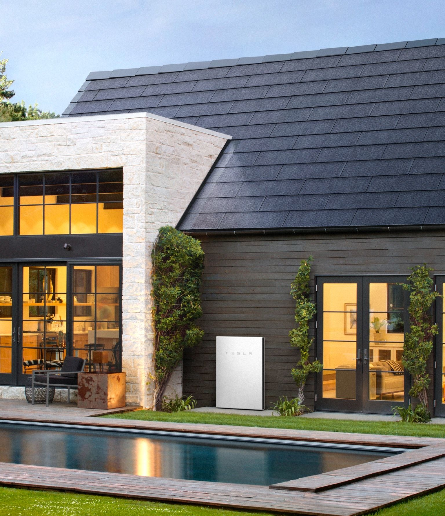 Tesla Solar Roof Elon Musk Outlines Plan To Reach 1 000 Homes Per Week In 2020 Tesla Solar Roof Solar Roof Roof Cost