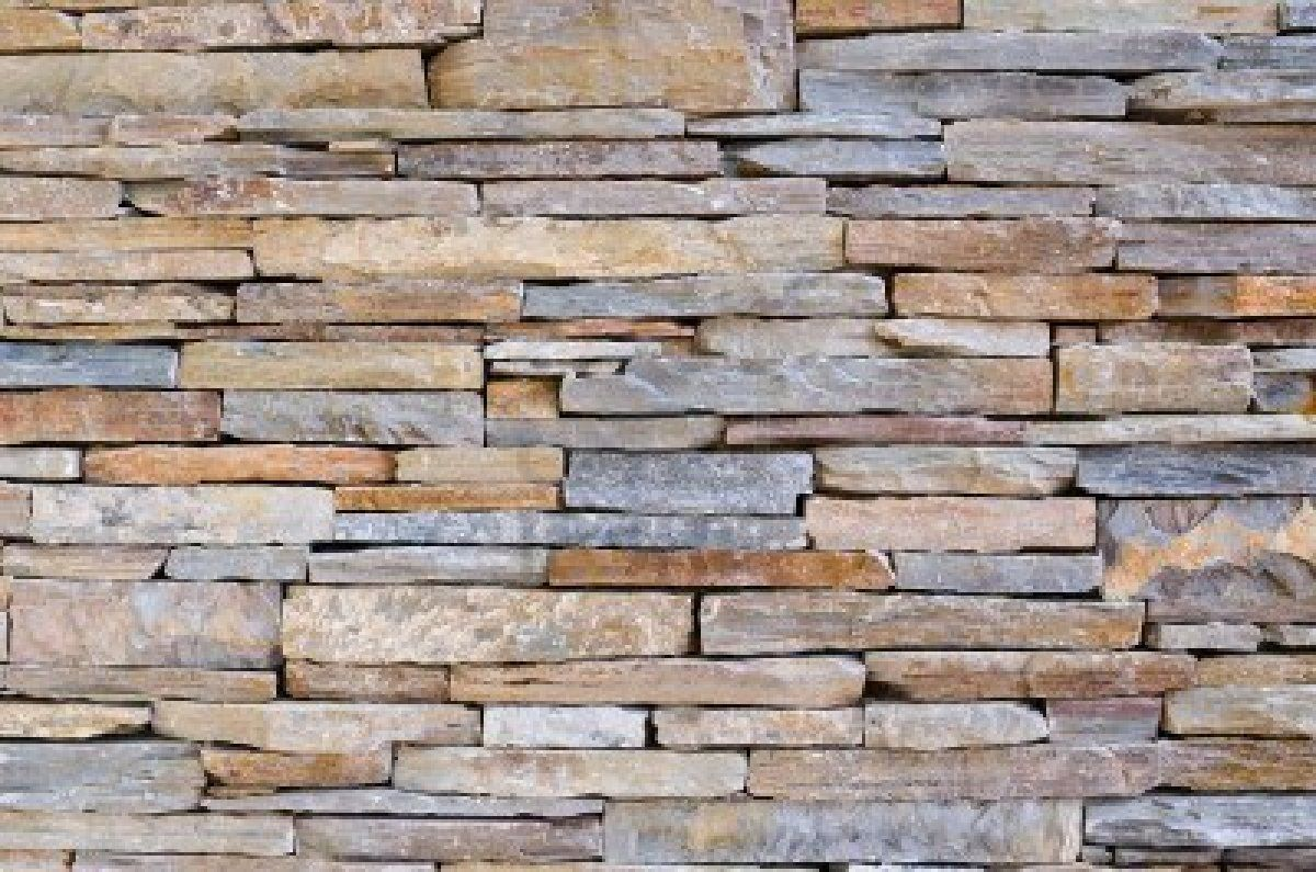 Fancy Wall Stones : Modern pattern of stone wall decorative surfaces