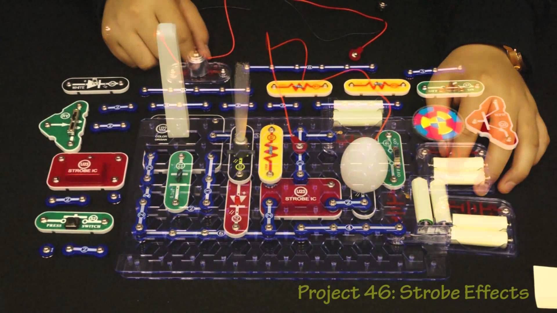 Snap Circuits Light Model Scl 175 Snapcircuits Pinterest Electronic Circuit