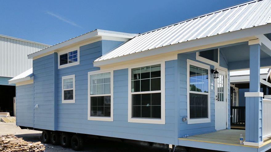 Eldorado Park Model Home