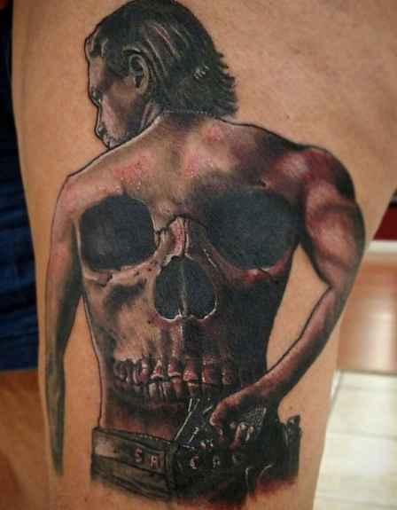 Pin On Sons Of Anarchy Tattoos