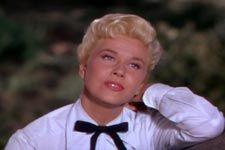 """My secret love's no secret anymore"" - Doris Day, Calamity Jane"