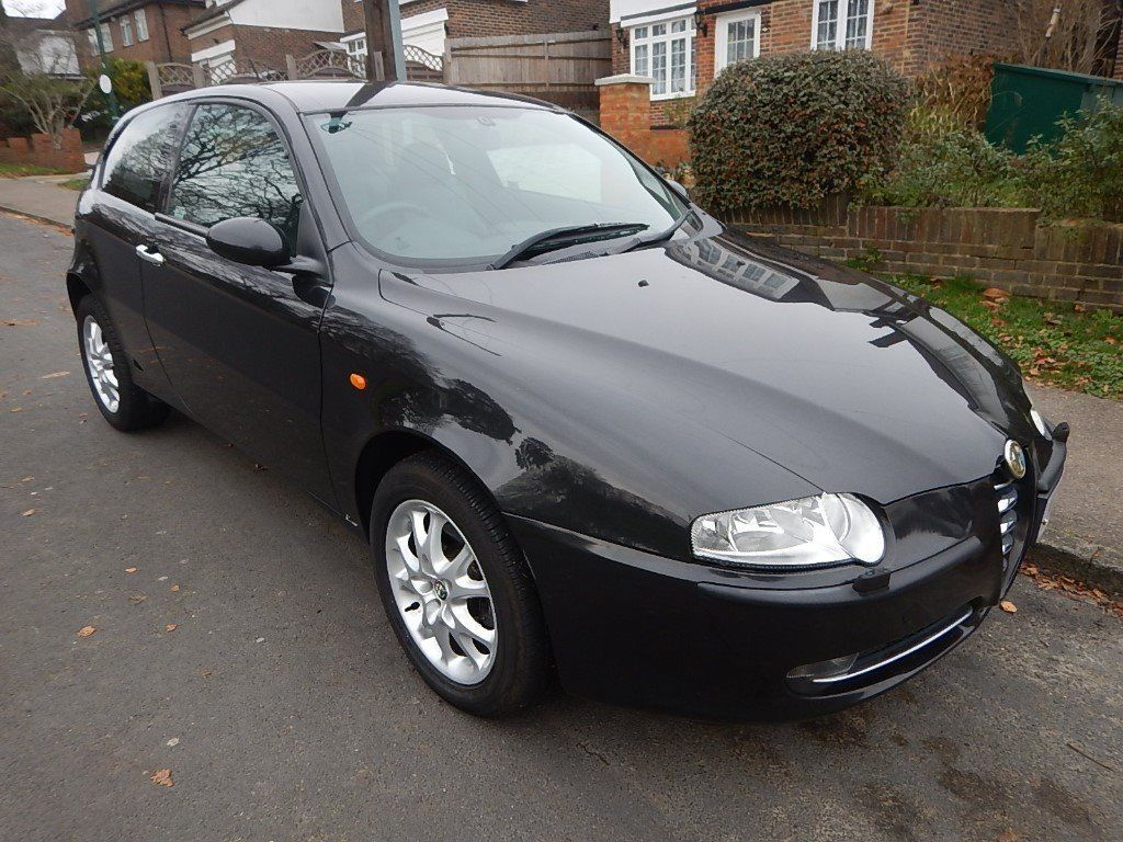 Alfa 147 2003 2.0 Lusso Twin Spark Long MOT Price Reduced