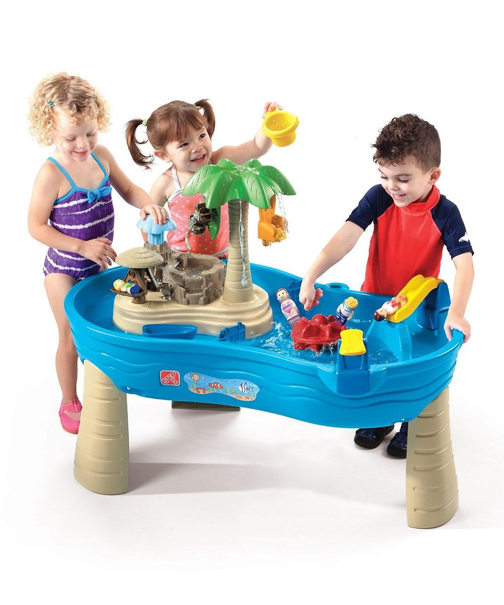 Look at this Tropical Island Resort Water Table on #zulily today!