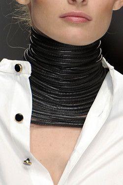 kinder aggugini,  haute couture, spring, 2011