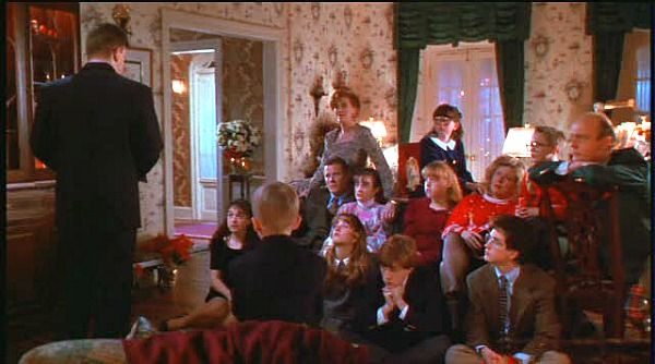 Home Alone Christmas Reunion.Inside The Real Home Alone Movie House Home Alone Movie
